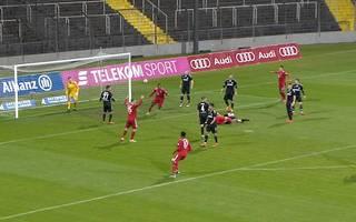 FC Bayern München II - Wacker Burghausen (2:1): Tore und Highlights | RL Bayern