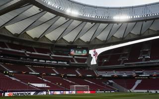 Im Wanda Metropolitano von Atletico Madrid findet 2019 das Finale der Champions League statt