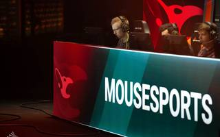 Mousesports siegt beim CSGO-Turnier der DreamHack Open Tours
