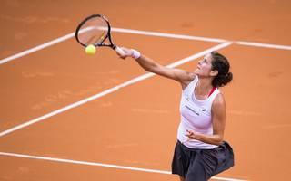 Julia Görges eröffnet das Fed-Cup-Halbfinale in Stuttgart