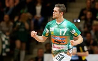 Daniel Fontaine steht mit Frisch Auf Göppingen im Viertelfinale