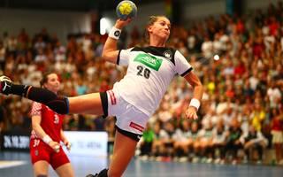 Die deutschen Handballerinnen um Emily Bölk qualifizierten sich für die WM 2019
