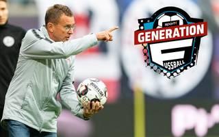 RB-Trainer Ralf Rangnick kritisierte Jean-Kevin Augustin und Nordi Mukiele scharf