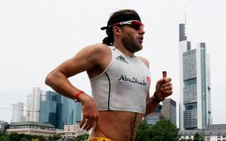Triathlon: Faris Al-Sultan neuer Bundestrainer, Faris Al-Sultan gewann 2005 den Ironman auf Hawaii