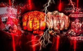 Das Duell Liverpool gegen Manchester United elektrisiert die Fußball-Fans