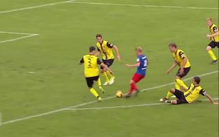 Der Wuppertaler SV und Alemannia Aachen trennen sich torlos