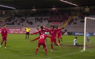 Die Highlights der Regionalliga Bayern – 23. Spieltag