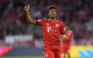 Kingsley Coman ist einer der großen Hoffnungsträger des FC Bayern