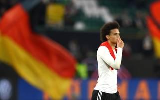 Leroy Sane ist einer der Aushängeschilder der deutschen Nationalmannschaft