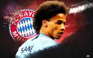 Transfermarkt: Der Wechsel von Leroy Sane zum FC Bayern droht zu scheitern