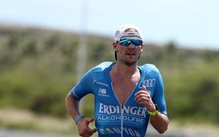 Patrick Lange hat seinen Titel beim Ironman von Hawaii verteidigt