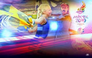 Die European Games 2019 steigen vom 21. bis 30. Juni im weißrussischen Minsk