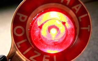 Ratgeber, Recht im Verkehr, Polizeikontrolle