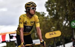 Geraint Thomas gewann in diesem Jahr erstmals die Tour de France