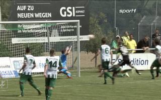 SV Schalding-Heining - SV Wacker Burghausen (0:1) - Die Highlights im Video