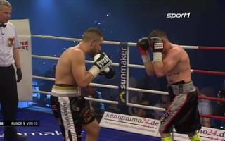 Boxen: Leon Bunn besiegt Viktor Polyakov