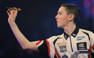 BDO World Darts Championship - Day Six Leighton Bennett gewann bereits die BDO World Youth Darts Championship 2019