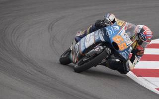 Philipp Öttl fährt auf einer KTM