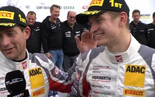 ADAC GT Masters: Champions Robert Renauer und Mathieu Jaminet im Interview