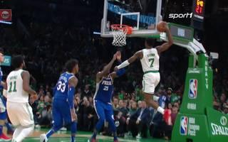 NBA: Die Top3 Plays zum Auftakt in die neue Saison