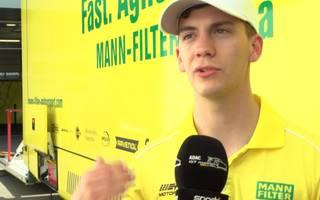ADAC GT Masters: Fabian Vettel zu seinem Crash in Spielberg