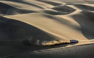De Villiers/von Zitzewitz schlossen die Rallye Dakar 2019 auf P9 ab
