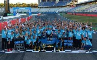 Mercedes ist nach dem Gewinn aller drei Titel 2018 mit sich und der DTM im Reinen