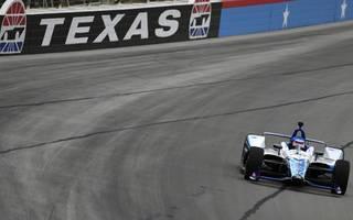 Takuma Sato startet zum neunten Mal in seiner IndyCar-Karriere von P1