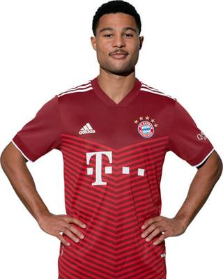 Serge David Gnabry