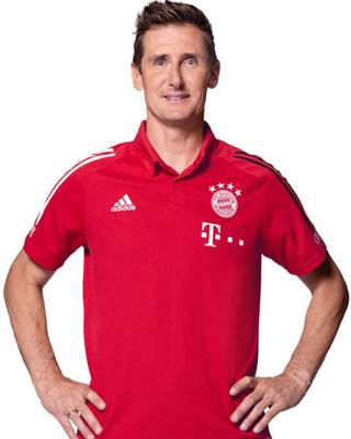 Miroslav Josef Klose