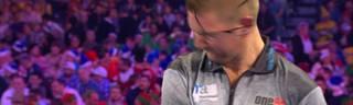 """Ally Pally-Wespe"" ist zurück! Darts WM 2019 | Meulenkamp - Portela"