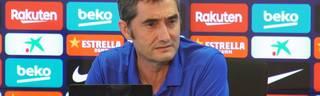 Barca-Coach Ernesto Valverde äußert sich zu einem möglichen Transfer von Neymar