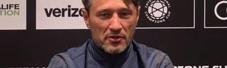 Niko Kovac spricht über den Verbleib von Renato Sanches beim FC Bayern