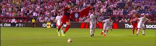 AC Florenz - Deportivo Guadalajara (2:1) - Highlights und Tore - ICC