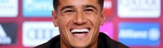 Philippe Coutinho wechselt zunächst auf Leihbasis vom FC Barcelona zum FC Bayern
