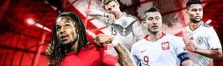FC Bayern München, Robert Lewandowski, Thomas Müller, Renato Sanches, Serge Gnabry