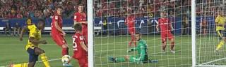 FC Bayern - FC Arsenal (1:2) - Highlights und Tore - ICC