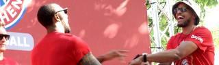 FC Bayern Basketball: FCB feiert Meistertitel mit Derrick Williams