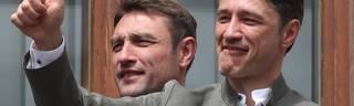 Niko Kovac darf auch nächste Saison Trainer des FC Bayern sein