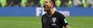 Dejan Lovren hat mit Kroatien einen dramatischen Sieg gegen Spanien gefeiert