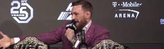 """McGregor über Gegner Nurmagomedov: """"Er wäre tot und ich in einer Zelle!"""""""