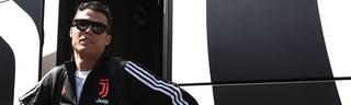 Cristiano Ronaldo ging für über 100 Millionen Euro zu Juventus Turin