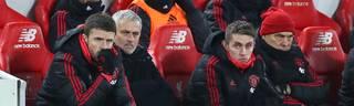 Premier League: Jose Mourinho (ManUnited) nach Liverpool-Pleite in Kritik
