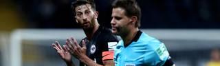 Eintracht Frankfurt trennte sich von RB Leipzig mit 1:1 - auch wegen eines frühe Abseitspfiffs