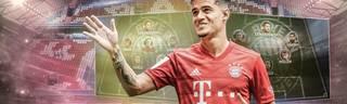 Philippe Coutinho bevorzugt die Rolle des Spielgestalters