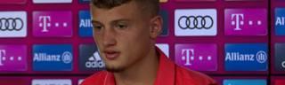 FC Bayern: Vorstellung von Neuzugang Mickael Cuisance