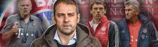 Hansi Flick wird Co-Trainer des FC Bayern - So erging es seinen Vorgängern