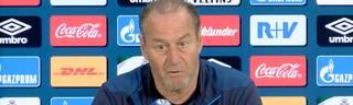 Huub Stevens beerbte beim FC Schalke 04 den entlassenen Domenico Tedesco
