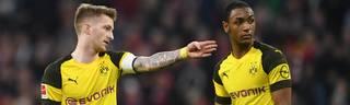 Abdou Diallo (r.) wird wohl zu Paris Saint-Germain wechseln