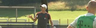 Der neue Bayern-Trainer Niko Kovac erläuert seine taktischen Ansichten